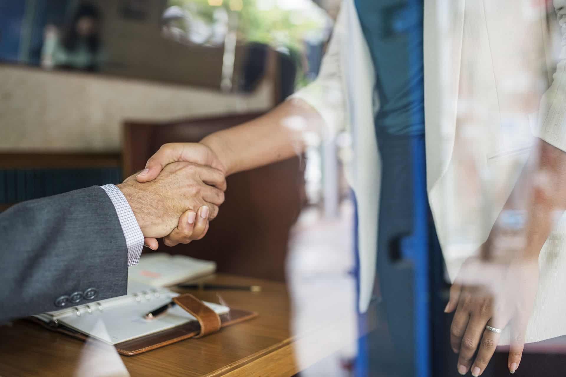 Einladung kennenlernen geschäftspartner