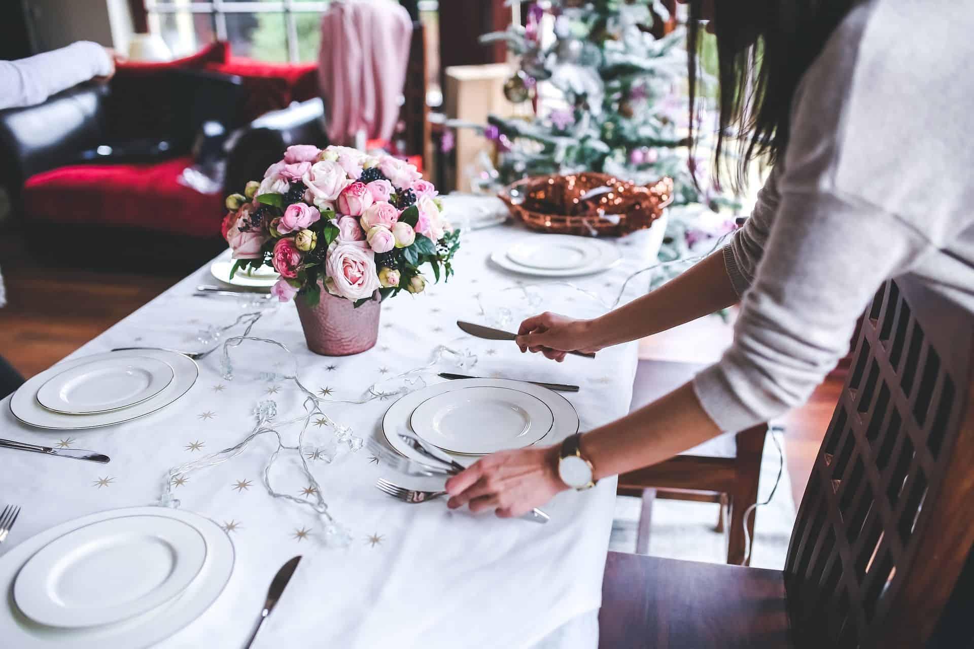 Tisch Decken Fur Die Weihnachtszeit So Geht Es Richtig